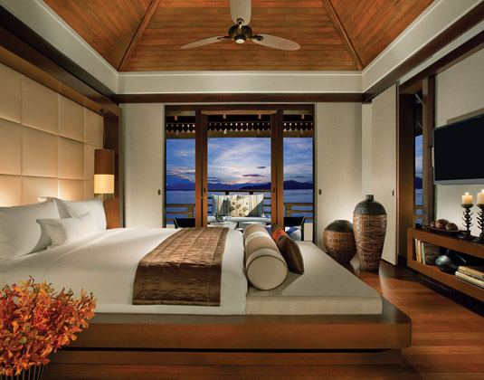Gaya Island Resort - Guest Room