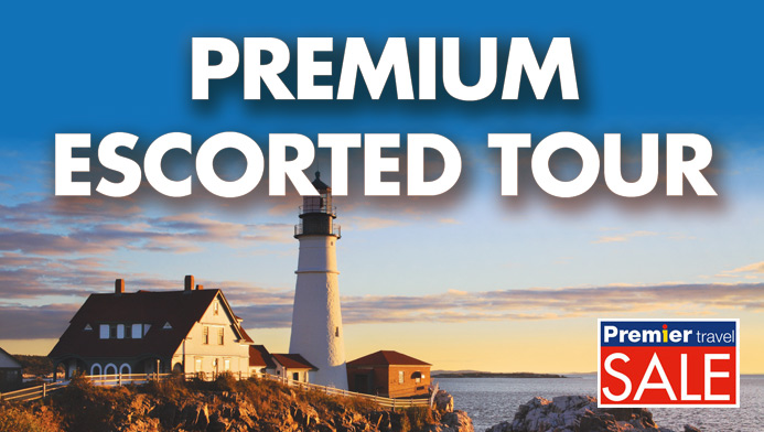 Premium Escorted Tour