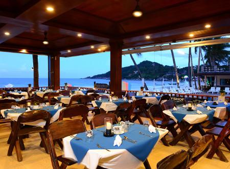 Phangan Bayshore - Restaurant