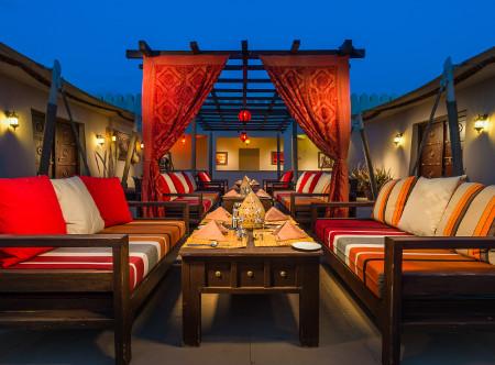 Desert Nights Camp - Dunes Restaurant