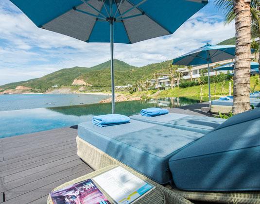 Mia Resort Nha Trang - Loungers