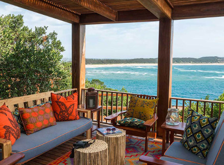 Machangulo Beach Lodge -Lounge