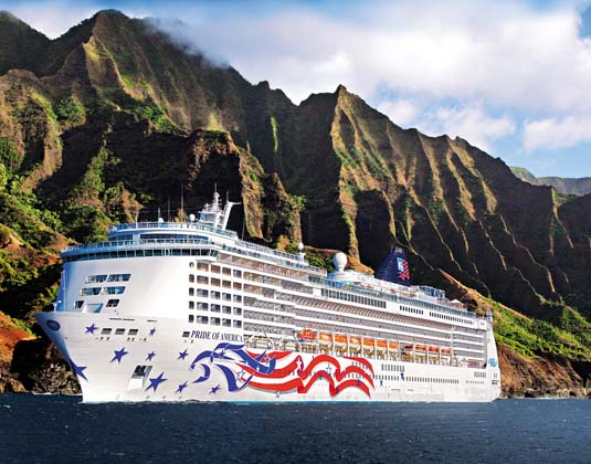 NCL Pride of America Hawaii