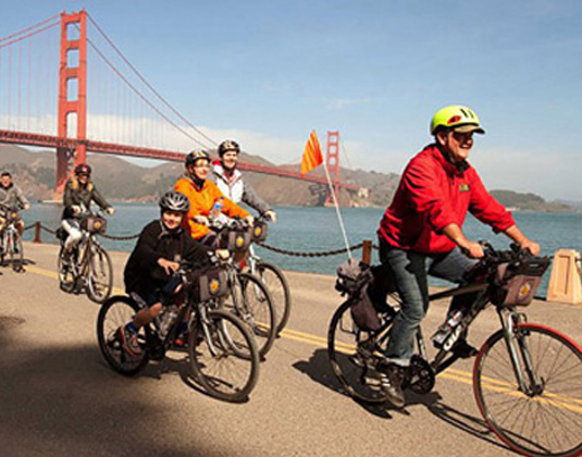 Bike The Bay Tour Cycling Tour excursion