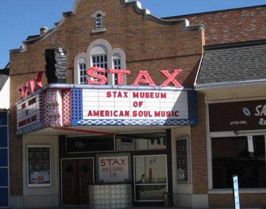 Memphis Music Pass, Stax
