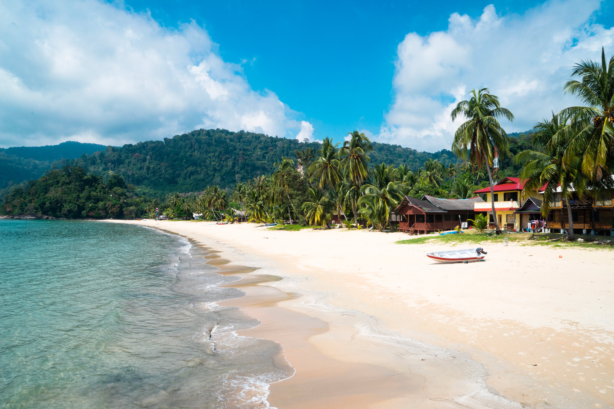 Kuala Lumpur & Tioman Island Holidays