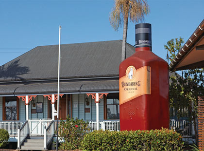 Bundaberg Rum Distillery Experience excursion