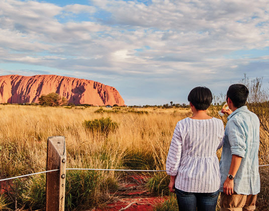 Uluru Sunset Tour excursion