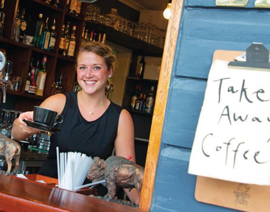 Laneways & Cafes Walking Tour excursion