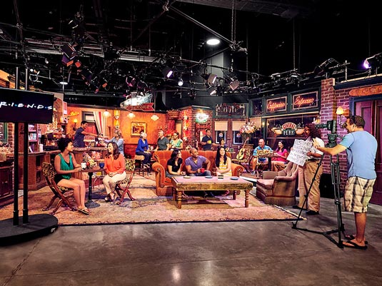 Warner Bros Studio Tour excursion