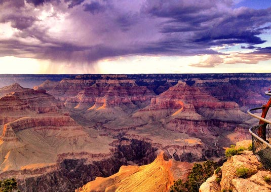 Grand Canyon West Rim by Coach excursion