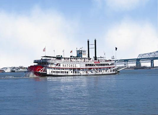 Steamboat Natchez Harbour Jazz Cruise excursion