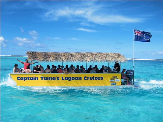 Captain Tama's BBQ/Snorkelling Cruise (inc lunch) excursion