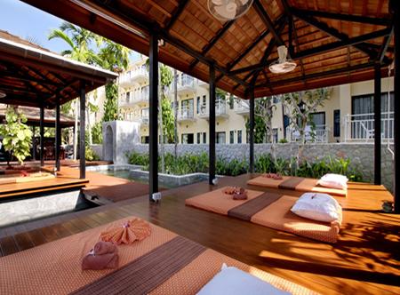 Front Village Hotel - Massage Spa