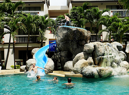 Centara Kata Resort - Main Pool