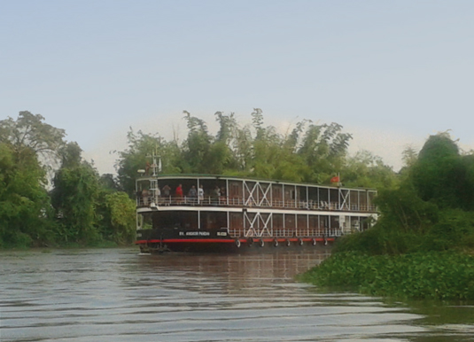 RV Angkor Pandaw Cruise