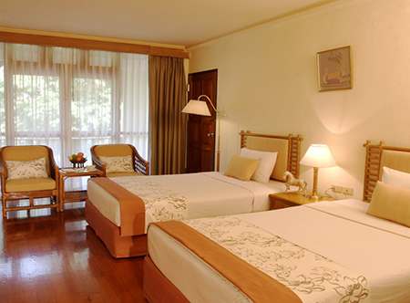 The Imperial, Mae Hong Son - Deluxe Room, Twin Bed