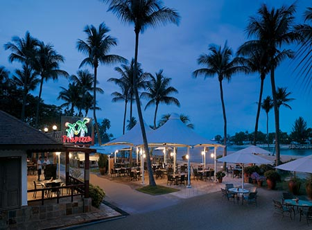Shangri-Las Rasa Sentosa Resort - Trapizza