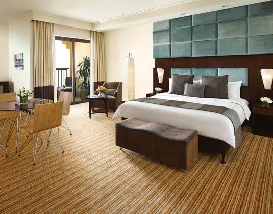 Traders Hotel Qaryat al Beri - Premier Room