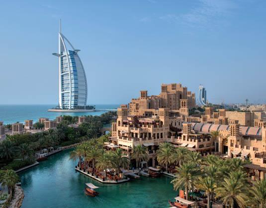 Madinat Jumeirah Resort - Mina A'Salam Holidays
