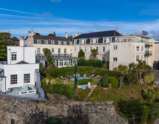 5* Old Government House, Guernsey Holidays