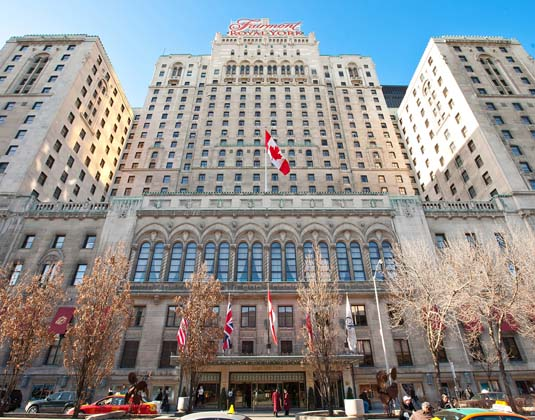 Fairmont Royal York - Exterior