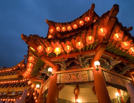 Thean Hou Gong Temple Kuala Lumpur