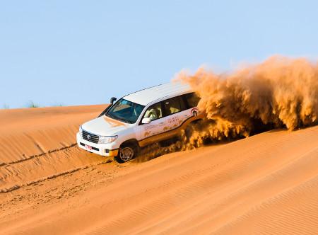 Desert Nights Camp - Dune Driving