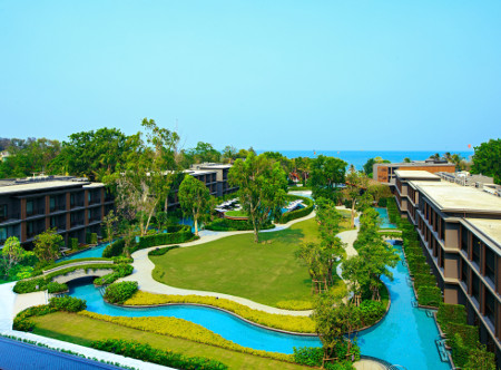 Hua Hin Marriott  Holidays