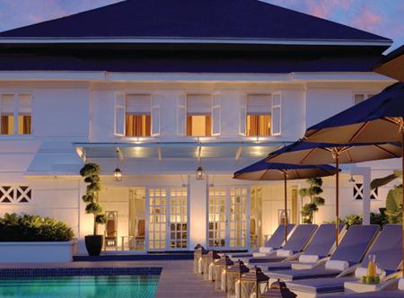 The Majestic Hotel Kuala Lumpur - Spa