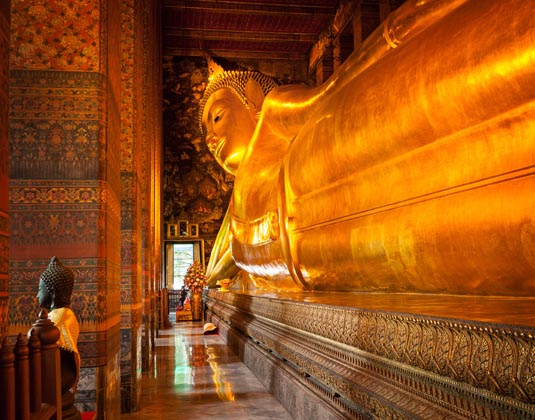 Bangkok City & Temple Tour excursion