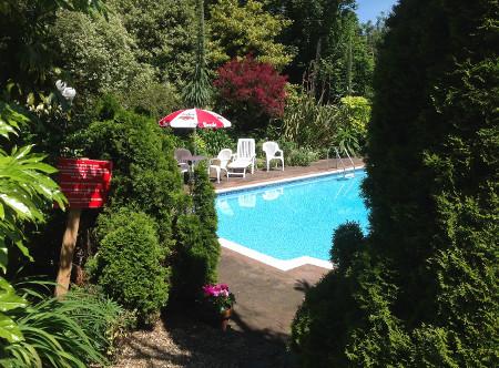 La Michele - Pool Area
