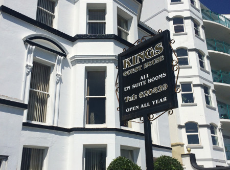 Kings Guest House Holidays