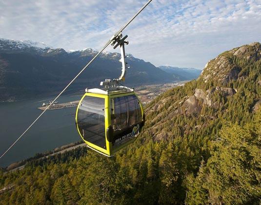 Gondola on line