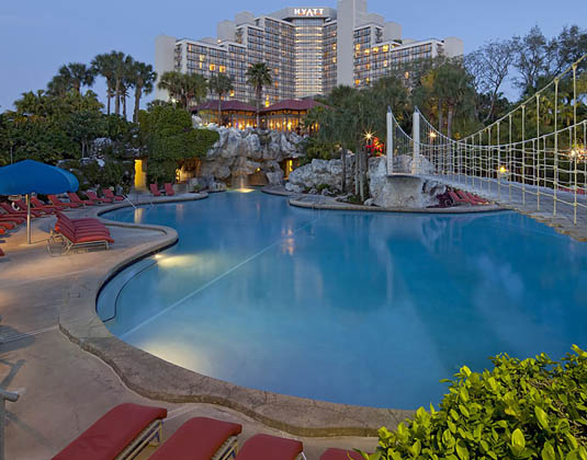 Hyatt Regency Grand Cypress Holidays