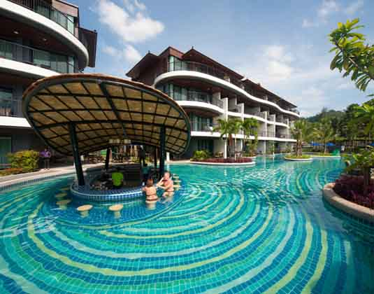 Holiday Inn Krabi - Pool Bar