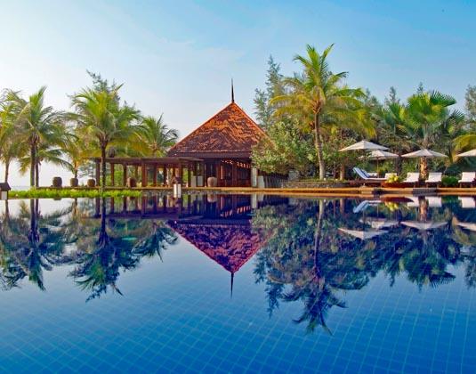 Tanjong Jara Resort - Nelayan Pool