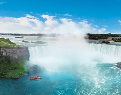 Voyage to the Falls excursion