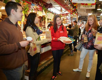 Granville Market Tour excursion
