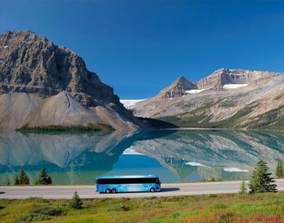 Icefields Parkway Discovery Tour Banff to Jasper excursion