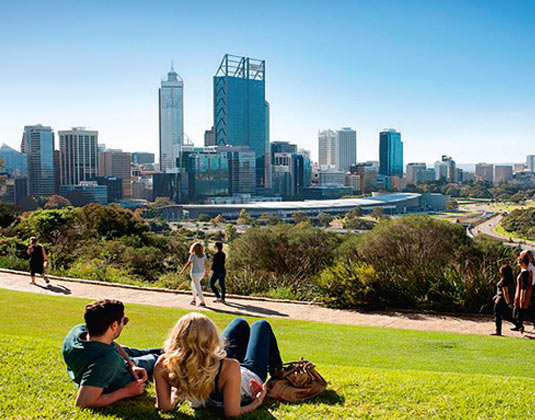 Perth & Fremantle City Explorer excursion