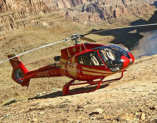 Grand Kingdom Helicopter Tour excursion