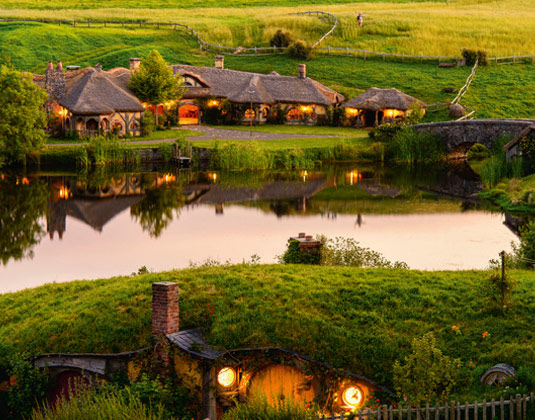 Hobbiton Movie Set Tour excursion