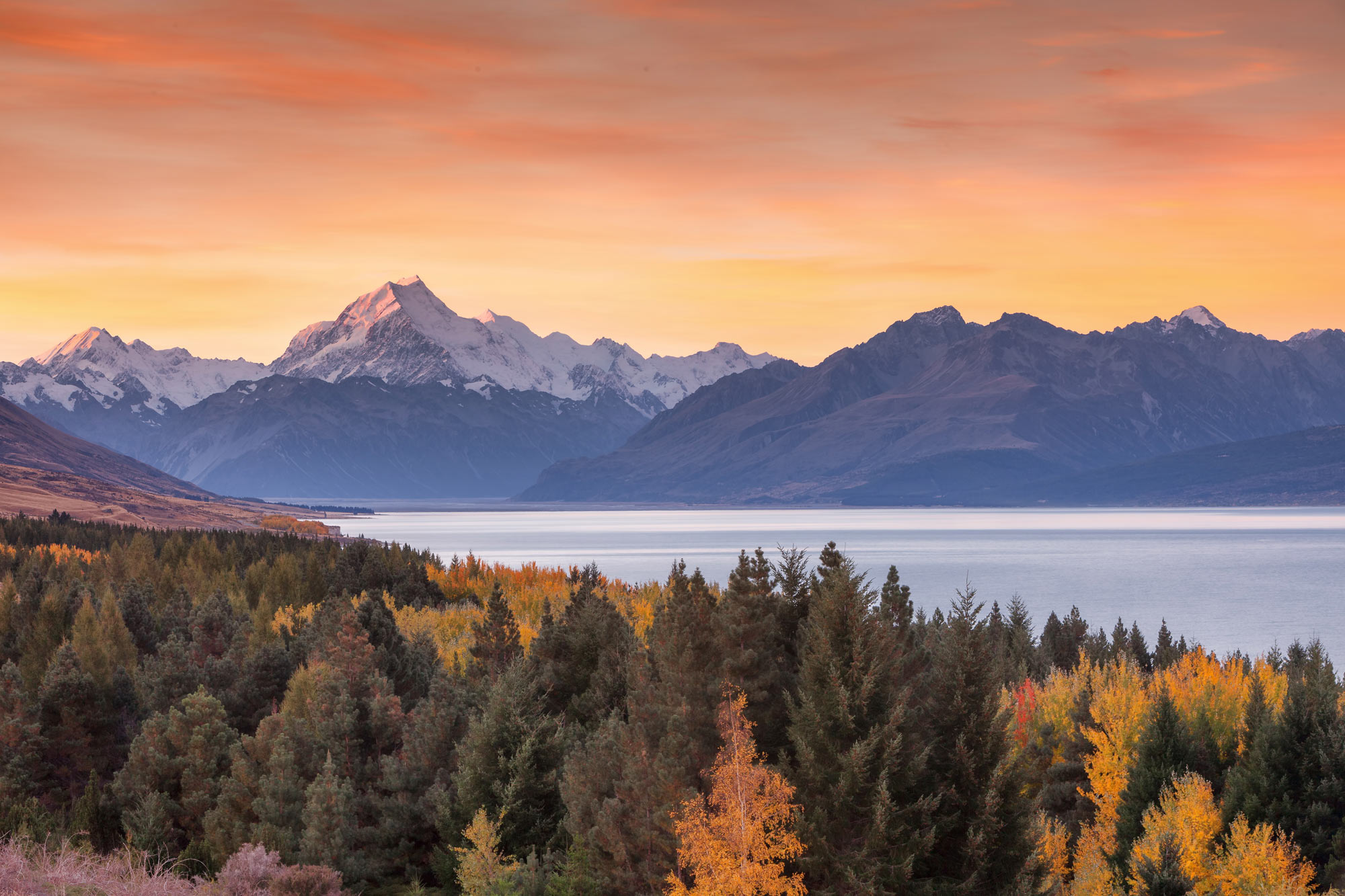 New Zealand Total South Island Self-drive Tour Holidays