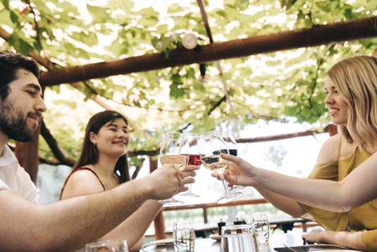 Swan Valley Gourmet Wine Cruise (inc lunch) excursion