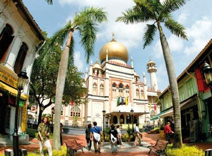 East Coast & Changi excursion