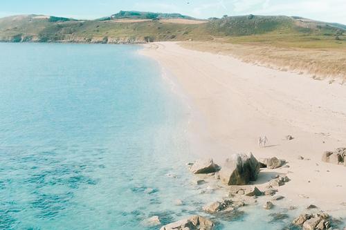 Beaches in Guernsey