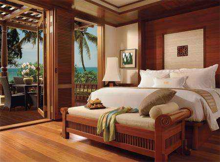 Tanjong Jara Resort - Serambi Sea View Room
