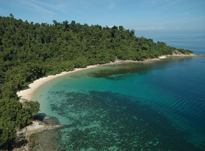 Gaya Island Resort - Coast