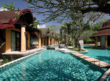 Village Resort & Spa Pool Access Villa